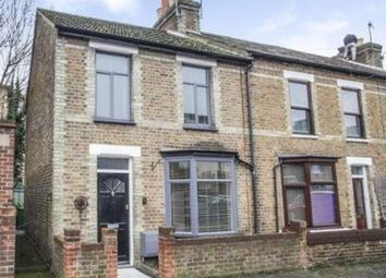 Thumbnail 2 bed end terrace house for sale in Franklin Road, Watford