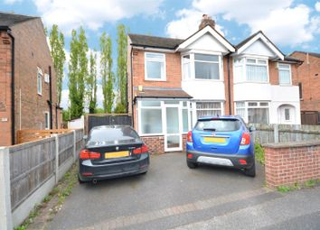 Thumbnail 3 bed property for sale in Charlbury Road, Wollaton, Nottingham