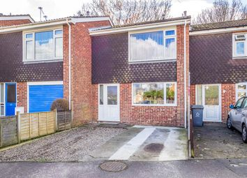 Thumbnail 3 bed terraced house for sale in Sapwell Close, Aylsham, Norwich