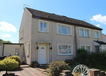 Thumbnail 3 bedroom semi-detached house for sale in Corhampton Crescent, Havant