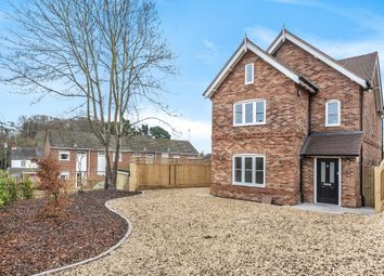 Thumbnail 4 bed detached house for sale in Wood Lane, Sonning Common