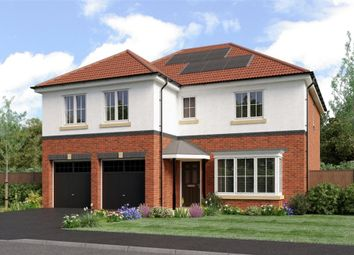 "Thumbnail 5 bed detached house for sale in ""Jura"" at Southport Road, Chorley"