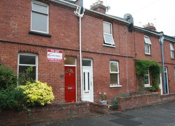Thumbnail 3 bed end terrace house to rent in Bovemoors Lane, Exeter