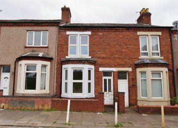 Thumbnail 2 bed terraced house for sale in Arthur Street, Currock, Carlisle, Cumbria