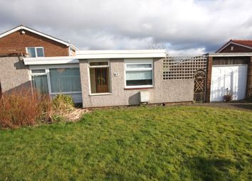 Thumbnail 1 bed bungalow for sale in 49 Hilda Park, Chester Le Street, County Durham