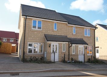 Thumbnail 1 bed semi-detached house for sale in Ramsay Road, Calne