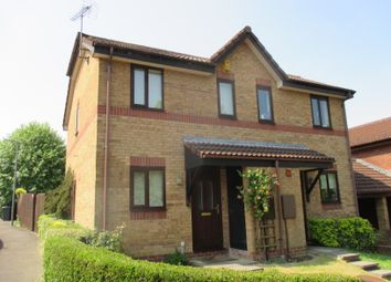 Thumbnail 2 bed semi-detached house to rent in Whitley Mead, Stoke Gifford