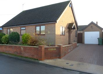 Thumbnail 2 bed bungalow to rent in Well Street, Messingham, Scunthorpe