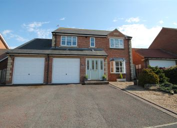 Thumbnail 4 bedroom detached house for sale in West End, Hunwick, Crook