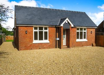 Thumbnail 3 bedroom detached bungalow to rent in Rownhams Road, North Baddesley