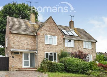 3 bed semi-detached house to rent in Lakeside, Earley, Reading RG6