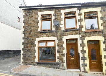 Thumbnail 3 bed end terrace house for sale in Court Street, Blaenclydach, Tonypandy