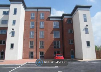 Thumbnail 2 bedroom flat to rent in St Crispins Court, Mansfield