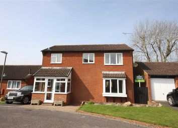 Thumbnail 3 bed detached house for sale in The Hedges, Wanborough, Wiltshire