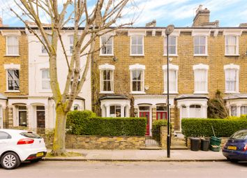Thumbnail 4 bed terraced house for sale in Evershot Road, London