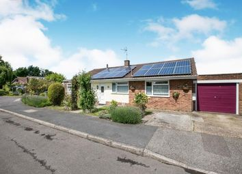 Thumbnail 3 bed bungalow for sale in St Andrews Gardens, Shepherdswell, Dover, Kent