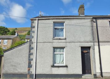 Thumbnail 2 bed terraced house for sale in Bryn Villas, Abertillery, Gwent