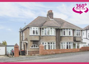 Thumbnail 3 bedroom semi-detached house for sale in Melfort Road, Newport