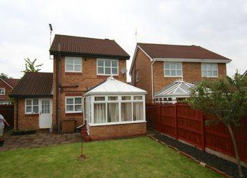 Thumbnail 3 bedroom detached house to rent in Kempton Way, Llwyn Onn Park, Wrexham