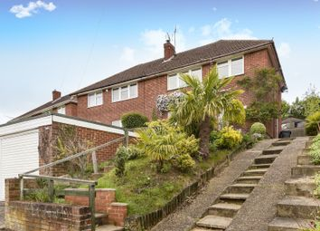 Thumbnail 3 bed semi-detached house for sale in Whitley Wood Road, Reading