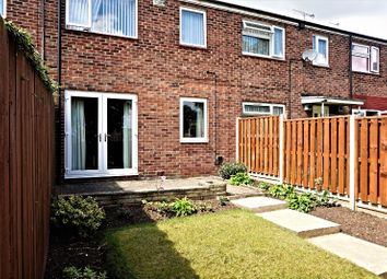Thumbnail 3 bed terraced house for sale in Harlech Close, Hull