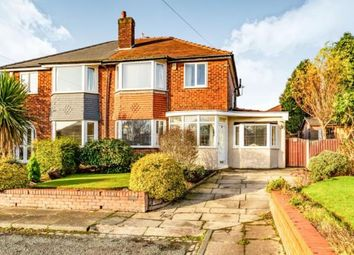 Thumbnail 3 bed semi-detached house for sale in Dempsey Drive, Sunnybank, Bury, Greater Manchester