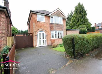 Thumbnail 3 bedroom detached house for sale in Kingsway, Braunstone Town, Leicester