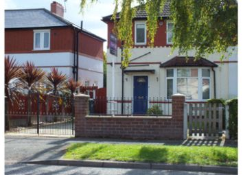 Thumbnail 3 bed semi-detached house for sale in Whitchurch Road, Manchester