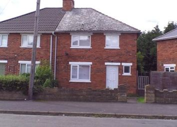 Thumbnail 1 bed end terrace house for sale in South Road, Moorends, Selby