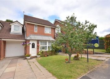 3 bed terraced house for sale in Hitherhooks Hill, Binfield, Bracknell RG42