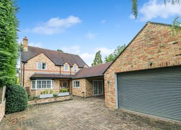 Hernes Road, Oxford OX2. 5 bed detached house for sale
