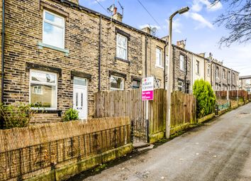 Thumbnail 1 bed terraced house for sale in Pleasant Street, Sowerby Bridge