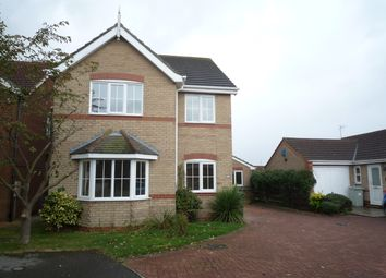 Thumbnail 5 bed detached house to rent in Worcester Close, Louth