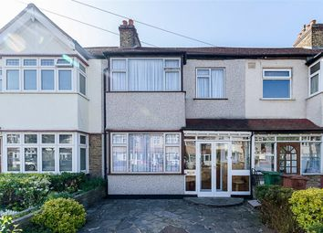 Thumbnail 3 bed terraced house for sale in Buxton Crescent, Cheam, Surrey
