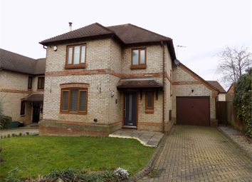 Thumbnail 3 bed detached house to rent in Bodiam Close, Shenley Church End, Milton Keynes