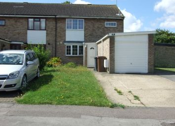 Thumbnail 3 bed end terrace house for sale in Townley, Letchworth Garden City