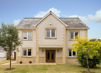 Thumbnail 5 bed detached house for sale in Millglen Drive, Tibbermore, Perth