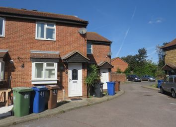 Thumbnail 2 bed terraced house for sale in Falcon Avenue, Grays