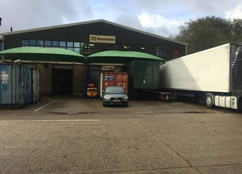 Thumbnail Warehouse to let in Gordon Road, Waltham Abbey