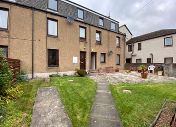 Thumbnail 3 bed flat for sale in Lordburn, Arbroath