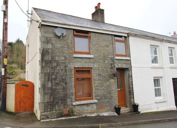 Thumbnail 3 bed end terrace house for sale in Llansawel, Llandeilo