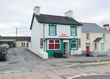 Thumbnail Retail premises for sale in Penparcau, Aberystwyth
