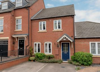 Thumbnail 3 bed semi-detached house for sale in Woodward Close, Mountsorrel, Loughborough