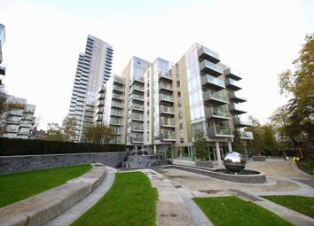 Thumbnail 3 bed flat for sale in Riverside Apartments, Goodchild Road, London