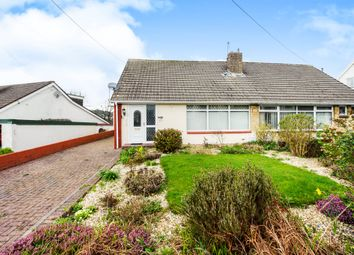 Thumbnail 2 bed semi-detached house for sale in Heol Dowlais, Efail Isaf, Pontypridd