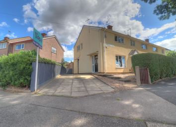2 bed semi-detached house for sale in Stornaway Road, Thurncourt, Leicester LE5