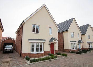 Thumbnail Detached house for sale in Strachey Close, Saffron Walden