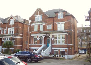 Thumbnail 3 bed flat to rent in Bouverie Road West, Folkestone