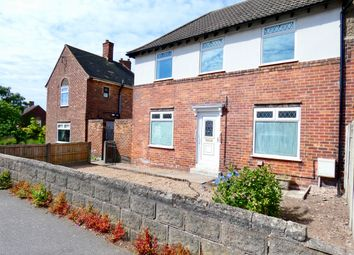 3 bed end terrace house for sale in Sherwood Avenue, Blidworth, Mansfield NG21