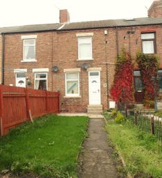 Thumbnail 2 bed terraced house to rent in Sixth Street, Blackhall Colliery, Hartlepool